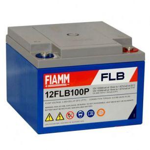 Аккумулятор FIAMM 12FLB100P