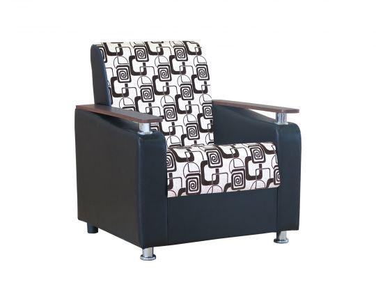 """Кресло для отдыха """"Мелодия ДП 1"""" шенилл ромб"""