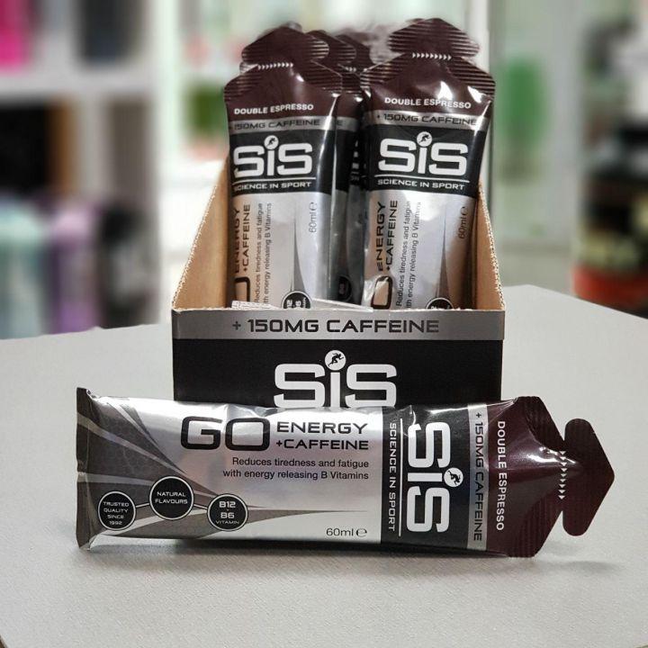 SiS - GO Energy + Caffeine (60 мл)