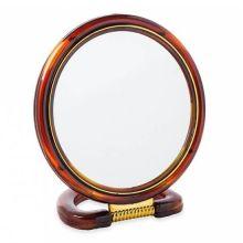 Круглое настольное двустороннее зеркало с увеличением Chic De Mirror, 18 см