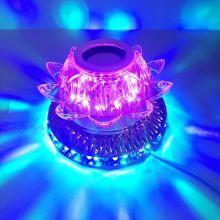Ночник-музыкальная Bluetooth колонка Лотос Waterdance Magic Ball Light