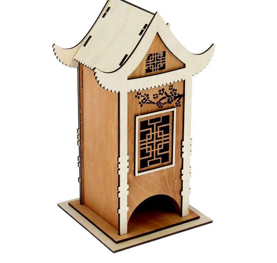 Чайный домик в китайском стиле