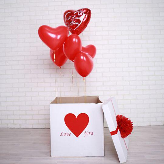 """Коробка """"Любовь"""""""