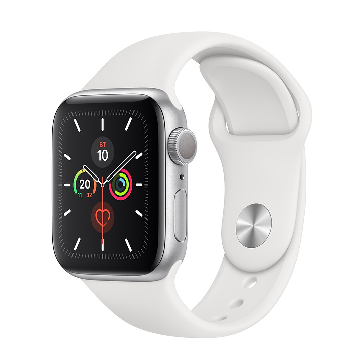 Apple Watch S5 40mm White