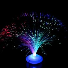 Светильник- ночник Нежность, Цвет подставки: Синий
