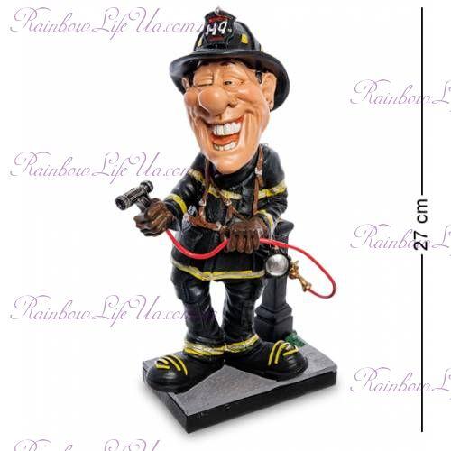 "Статуэтка пожарный со шлангом ""W.Stratford"""