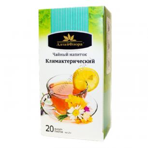 Напиток чайный Климактерический, 20 ф/п