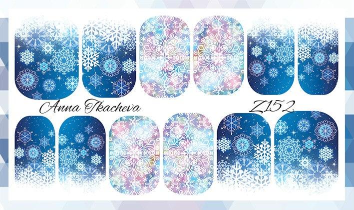 Слайдер-дизайн Anna Tkacheva Z152