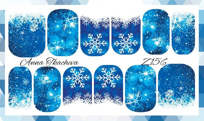 Слайдер-дизайн Anna Tkacheva Z156