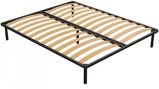 Стальной профиль и гнутоклеенные ламели (для кроватей ВМК-Шале)