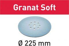 Шлифовальные круги STF D225 P100 GR S/25 Granat Soft 204222
