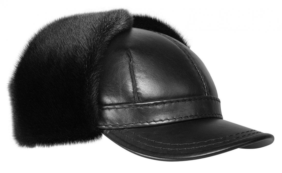 Шарк I Наппа черная 0450