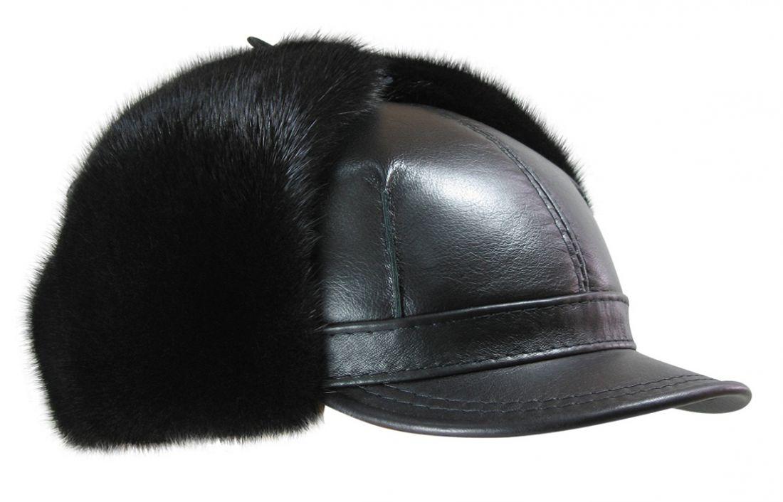 Шарк I Наппа черная 0460