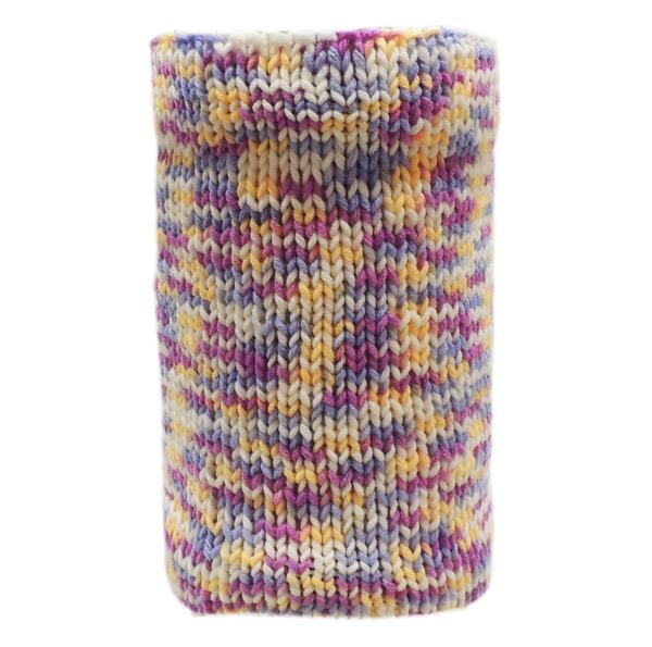 Вязаный шарф - Pearl mix