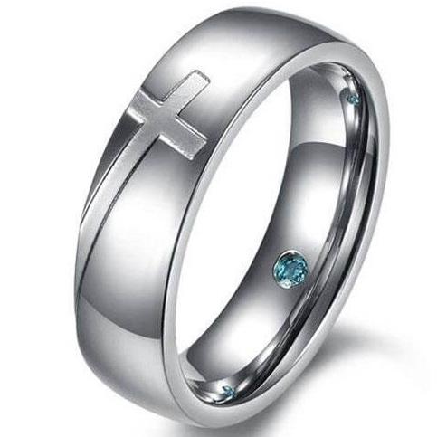 Мужское венчальное кольцо