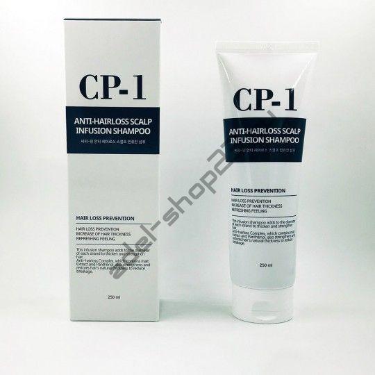 ESTHETIC HOUSE - Шампунь против выпадения волос CP-1 Anti-Hair Loss Scalp Infusion