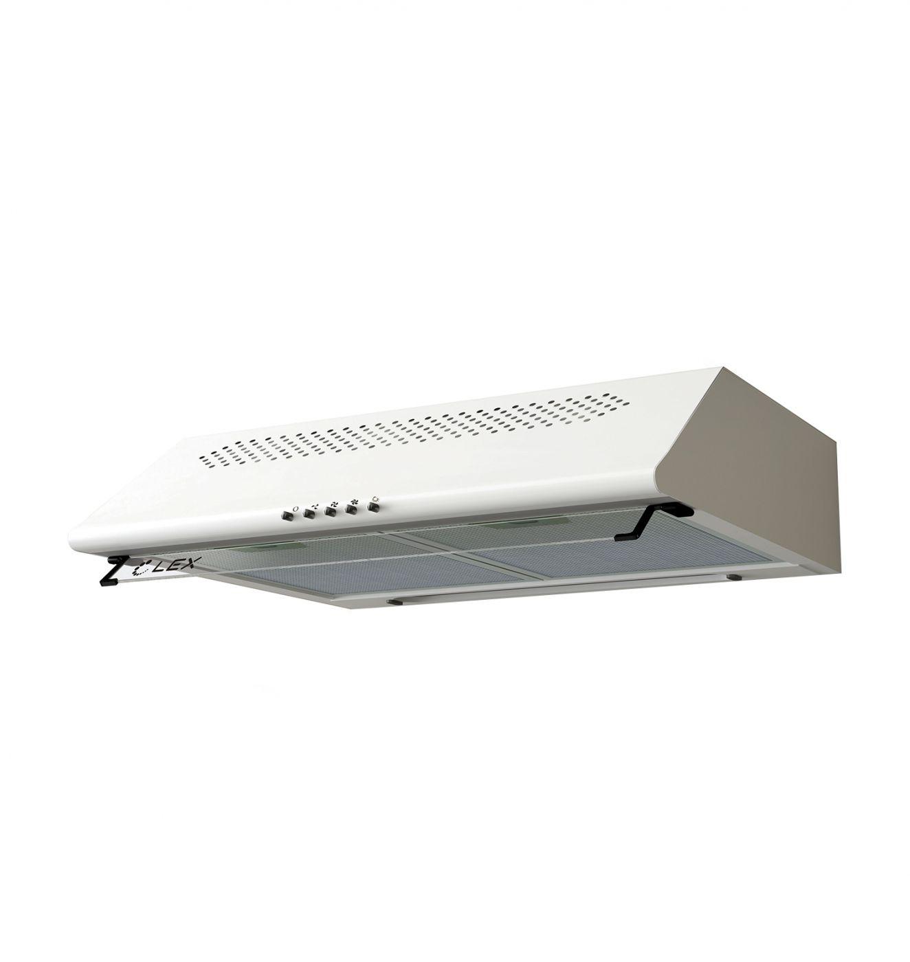 Подвесная вытяжка LEX Simple 600 White (CHAT000017)