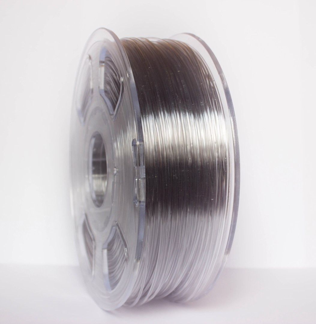 GF PETg  1.75 пластик Natural/Прозрачный 1кг