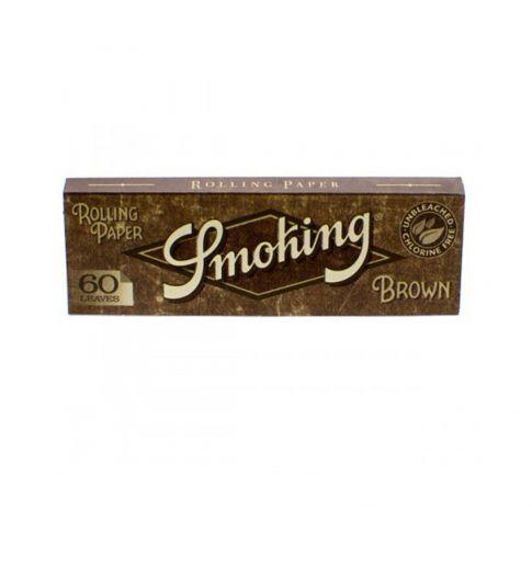 Сигаретная бумага Smoking №8 Brown