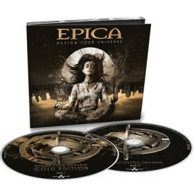 "EPICA ""Design Your Universe Gold Edition"" [2CD-DIGI]"