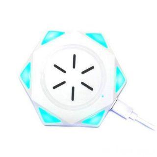 Беспроводное зарядное устройство Star Drill Wireless Charging BC-18, Цвет: Белый