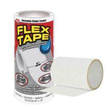 """Сверхсильная клейкая лента Flex Tape (Флекс Тайп), 8"""", Белый"""