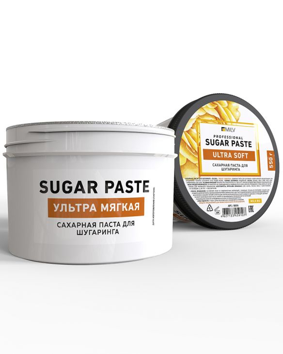 Сахарная паста для шугаринга «Sugar». 550 гр. УЛЬТРА МЯГКАЯ
