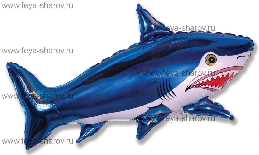 Шар акула 107 см