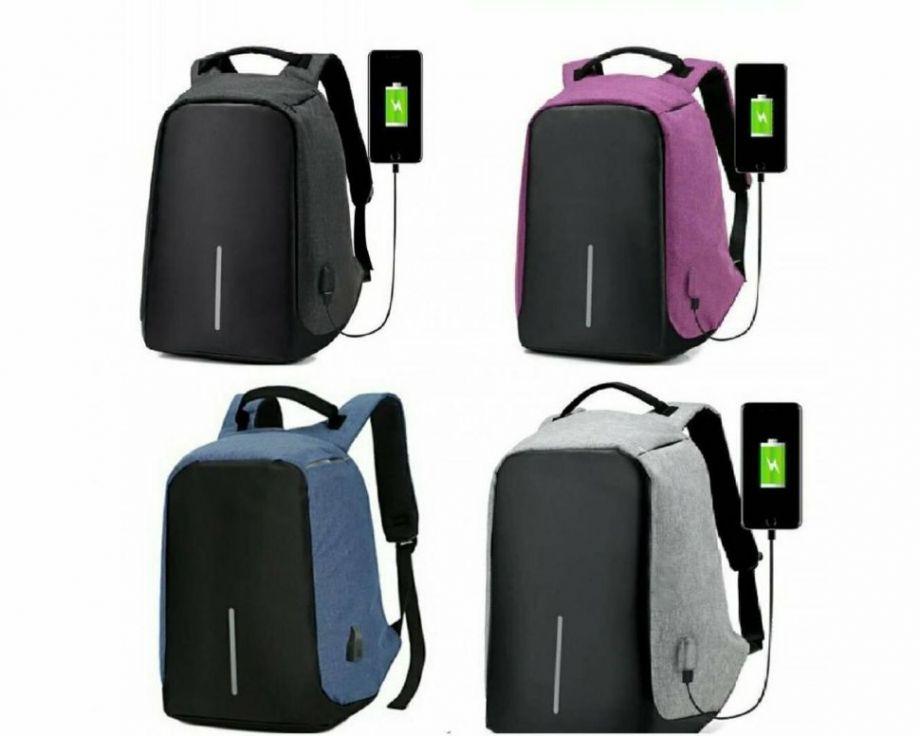 Рюкзак антивор с USB