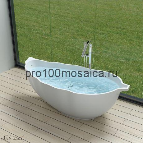NSB-19880 Ванна из POLYSTONE (акриловый камень) размер,мм: 1925*880*625 (NS BATH)