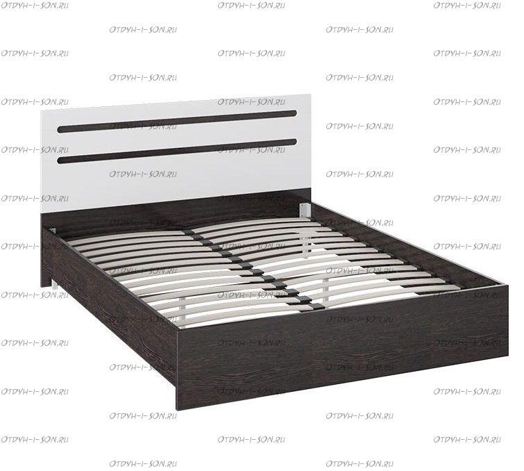 Кровать с подъемным механизмом Фьюжн ТД-260.01.04 (160х200)