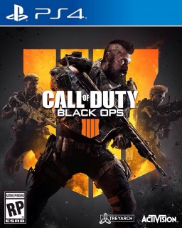 Игра Call of Duty: Black Ops IIII (PS4)