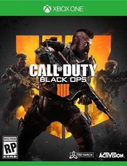 Игра Call of Duty: Black Ops IIII (Xbox One)
