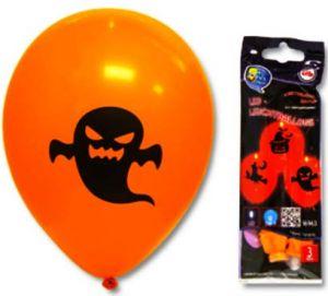 Набор шаров с подсветкой Halloween (3шт)
