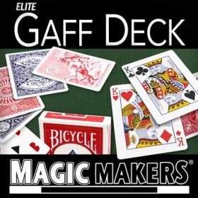 Elite Gaff Deck - FOR INTERMEDIATE TO ADVANCED USERS