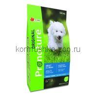 Pronature Original сухой корм для взрослых собак всех пород (с курицей)
