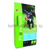 Pronature Original сухой корм для щенков всех пород (с курицей)