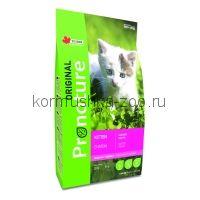 Pronature Original сухой корм для котят (с курицей)