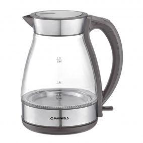 Чайник MAUNFELD MFK-634G.SP стекло прозрачное