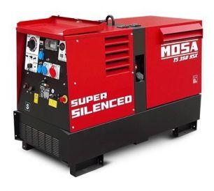 Сварочный генератор Mosa TS 350 YSX-BC