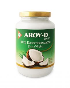 100% Кокосовое масло (extra virgin) 450 мл,