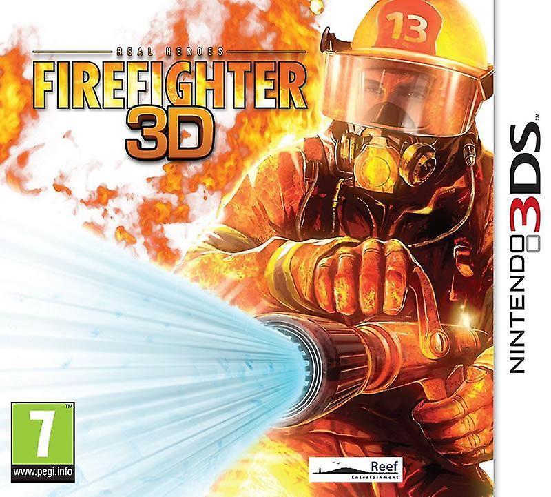 Игра FireFighter 3D (Nintendo 3DS)
