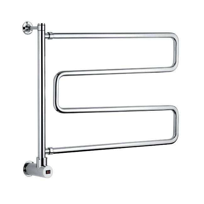 Полотенцесушитель электрический Margaroli Vento 500/SP ФОТО