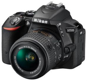 Nikon D5500 Kit 18-55mm f/3.5-5.6G VR II AF-S DX