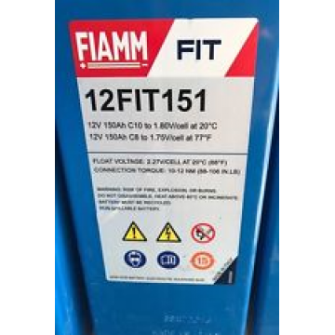 Аккумулятор FIAMM 12 FIT 151