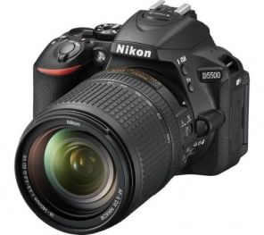 Nikon D5500 Kit 18-140mm f/3.5-5.6G ED VR DX AF-S