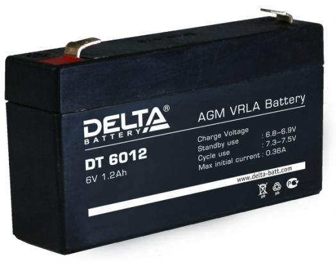 Delta DT 6012