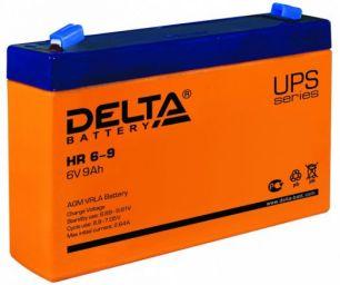 Delta HR 6-9 (634W)