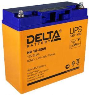 Delta HR 12-80 W