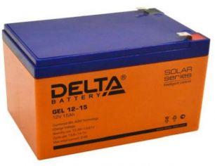 Delta GEL 12-15